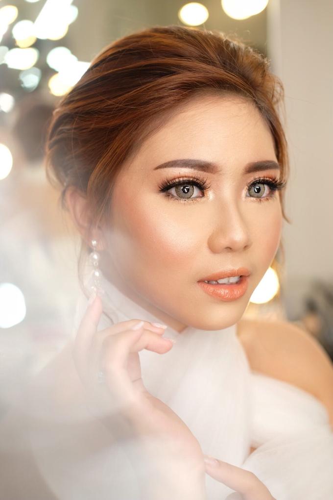 Wedding makeup class by Ciel Makeup Artist - 004