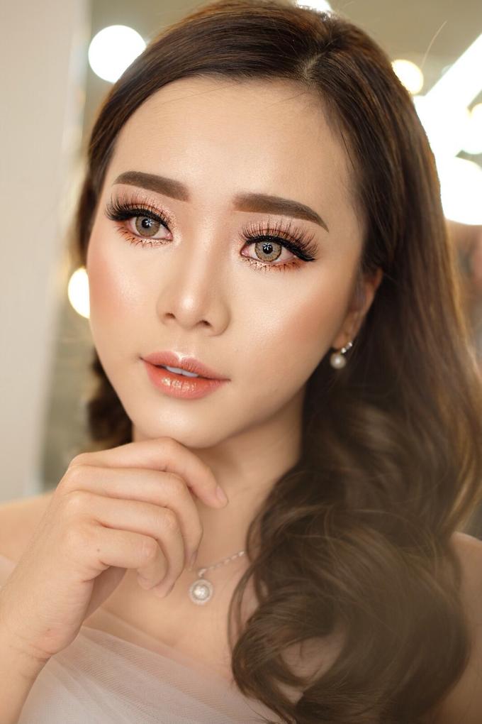 Wedding makeup class by Ciel Makeup Artist - 002