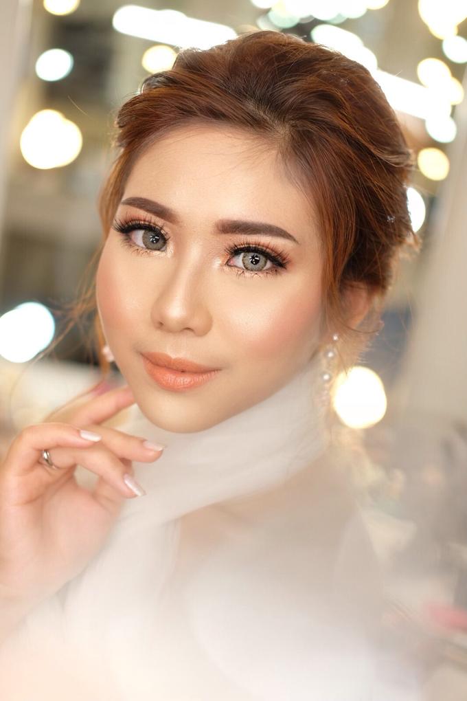 Wedding makeup class by Ciel Makeup Artist - 005