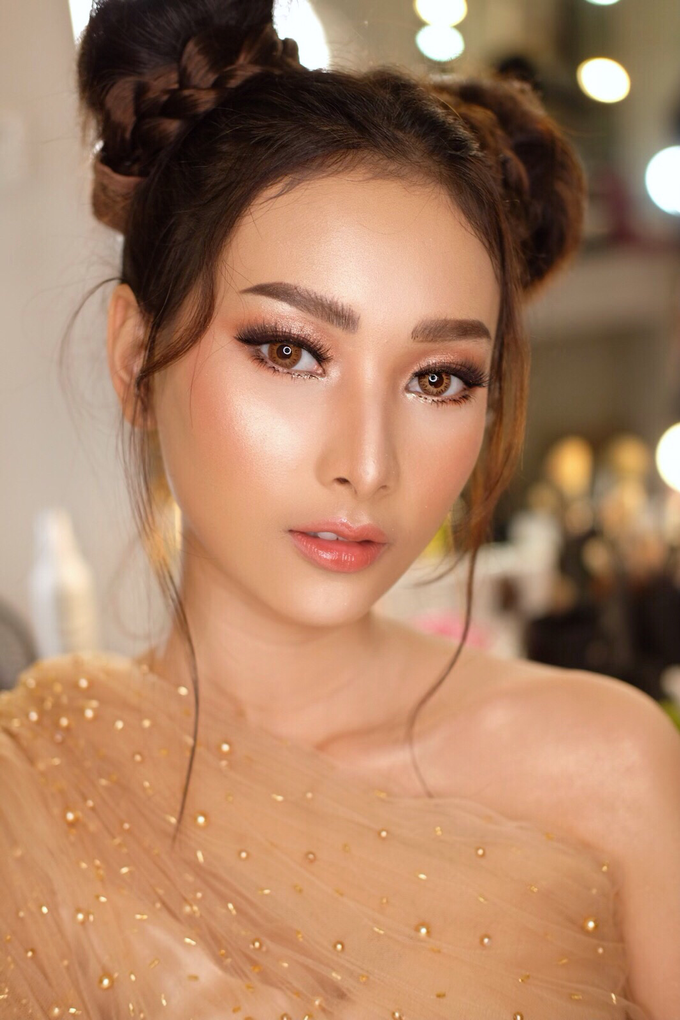Thailand look for wedding by Ciel Makeup Artist - 001