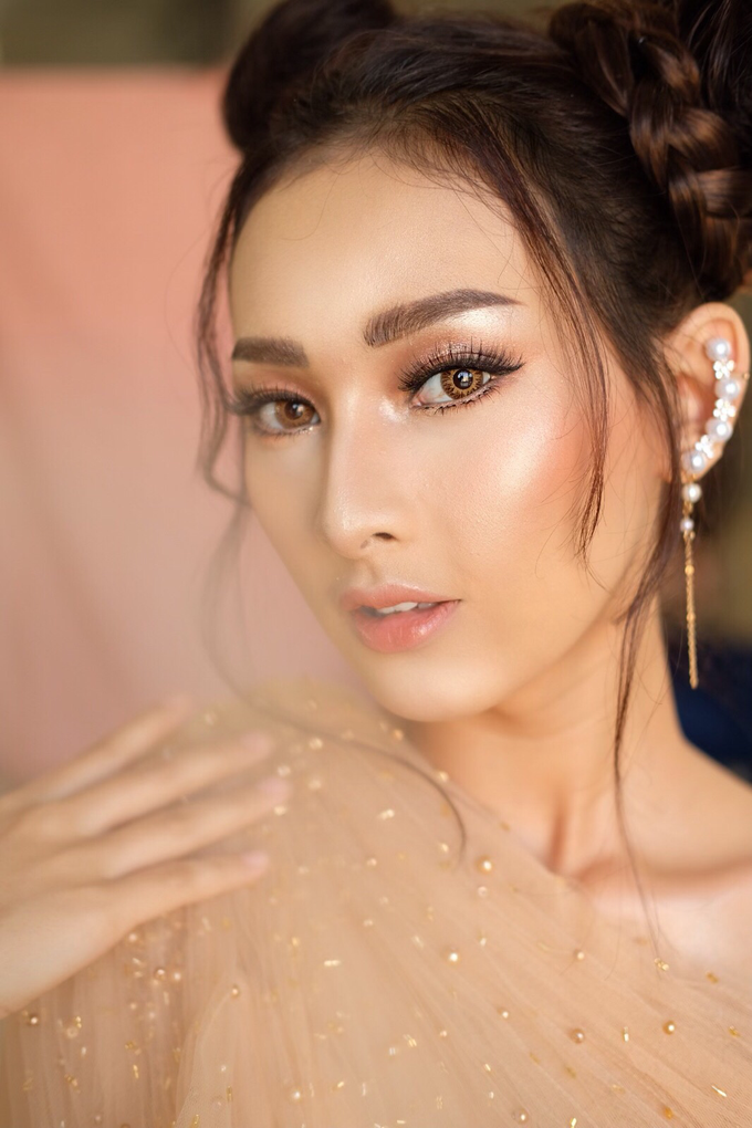 Thailand look for wedding by Ciel Makeup Artist - 002
