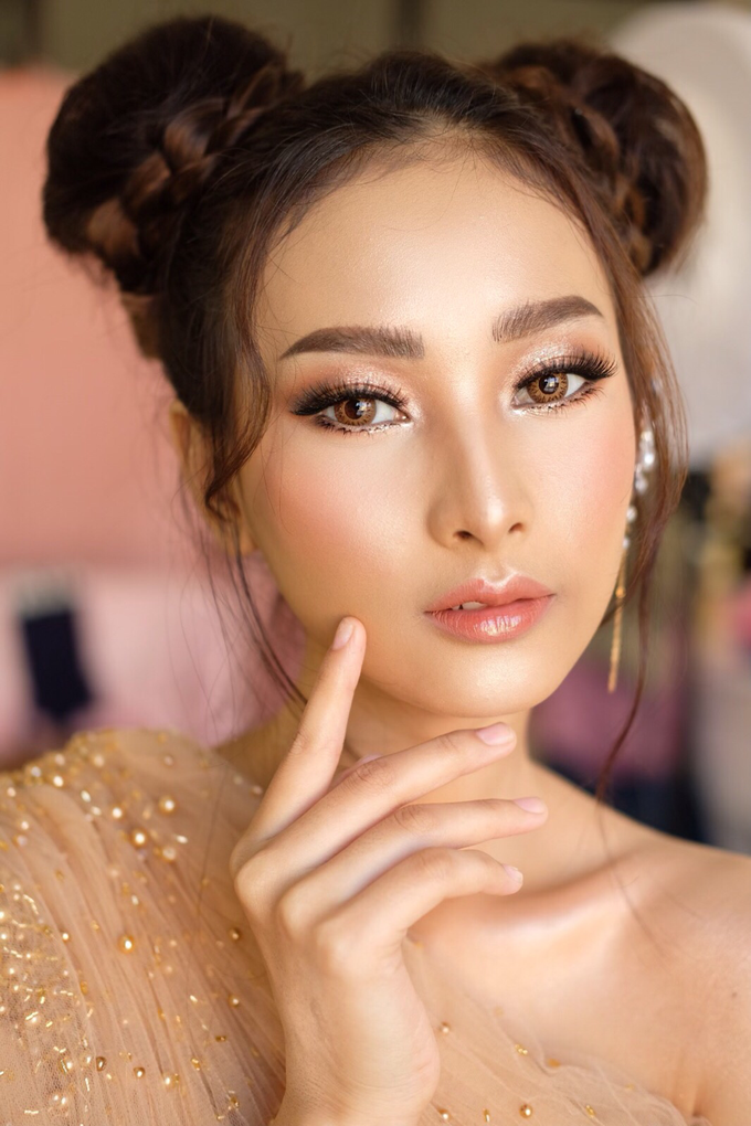 Thailand look for wedding by Ciel Makeup Artist - 003