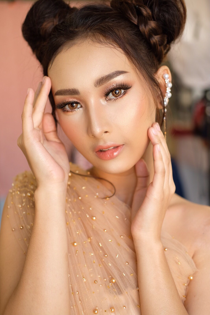 Thailand look for wedding by Ciel Makeup Artist - 004