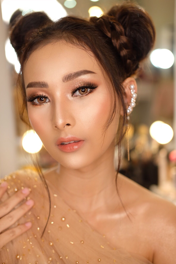 Thailand look for wedding by Ciel Makeup Artist - 005