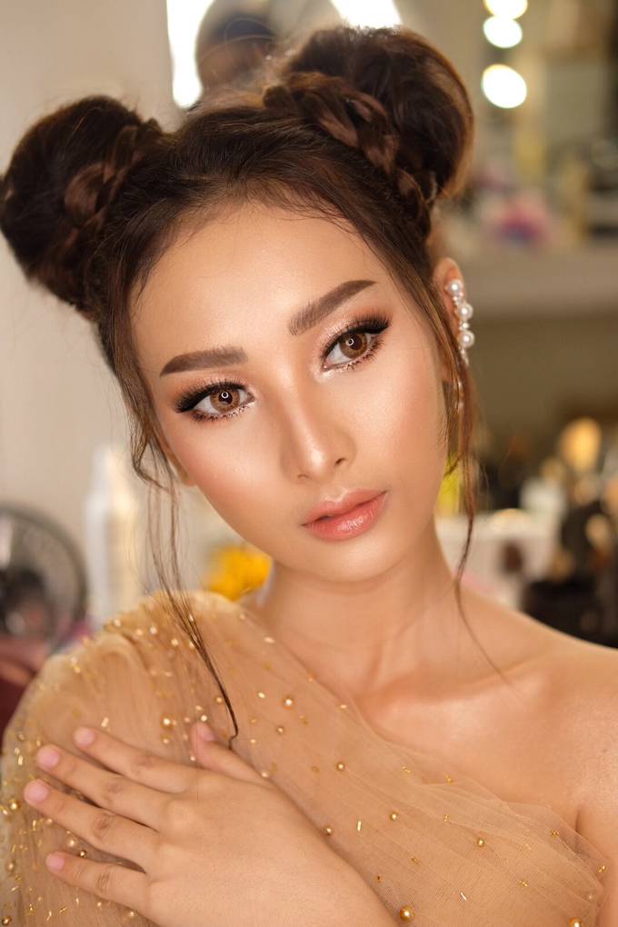 Thailand look for wedding by Ciel Makeup Artist - 006