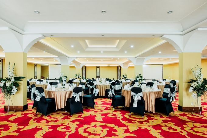 Ballroom & Function Room by The Papandayan - 004