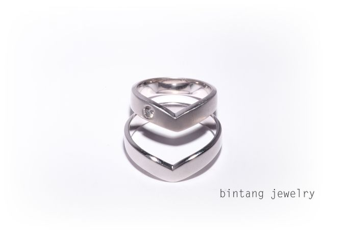 Wedding ring collection by Bintang Jewelry - 007