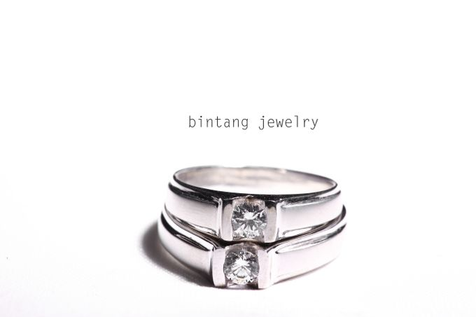 Wedding ring collection by Bintang Jewelry - 005