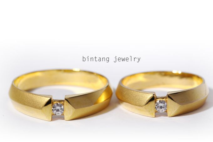 Wedding ring collection by Bintang Jewelry - 006