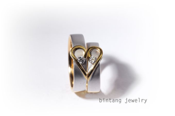 Wedding ring collection by Bintang Jewelry - 001