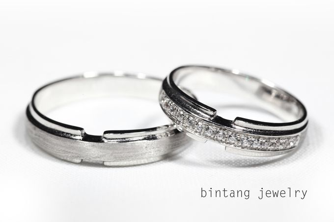 Wedding ring collection by Bintang Jewelry - 002