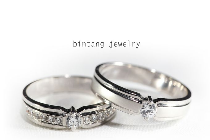 Wedding ring collection by Bintang Jewelry - 003