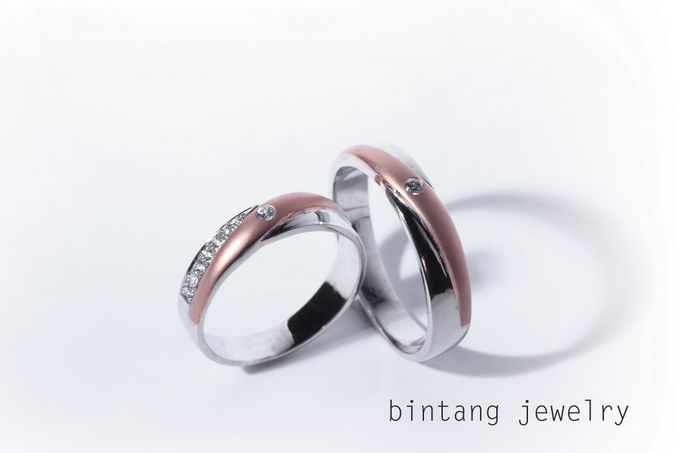 Wedding ring collection by Bintang Jewelry - 004