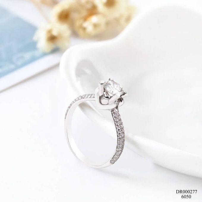 Solitaire Ring V&Co Jewellery by V&Co Jewellery - 005