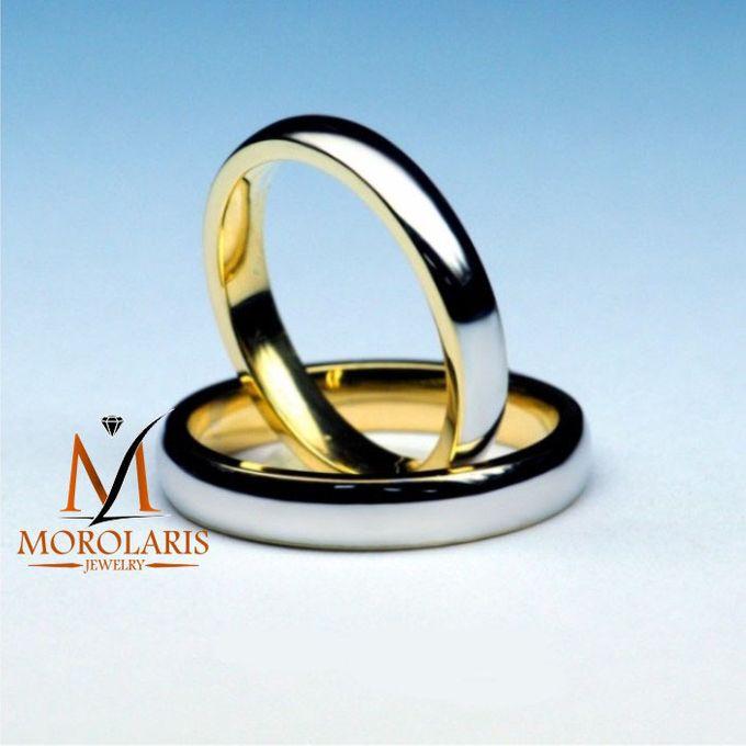 wedding ring simple by Morolaris Jewelry - 009