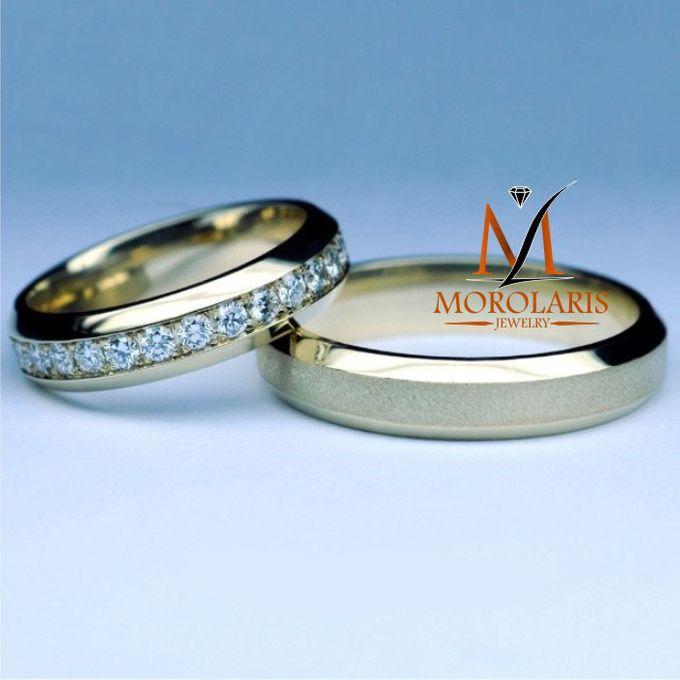wedding ring simple by Morolaris Jewelry - 011