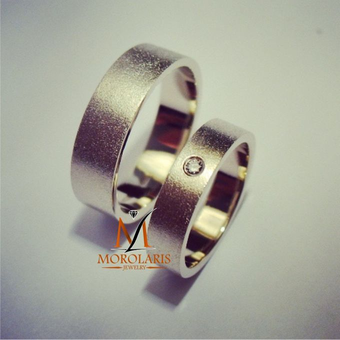Couple Ring simple by Morolaris Jewelry - 001