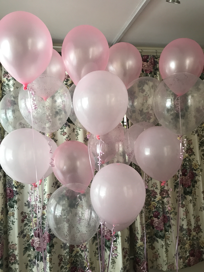 Staircase Balustrade by Cinders Balloons - 007