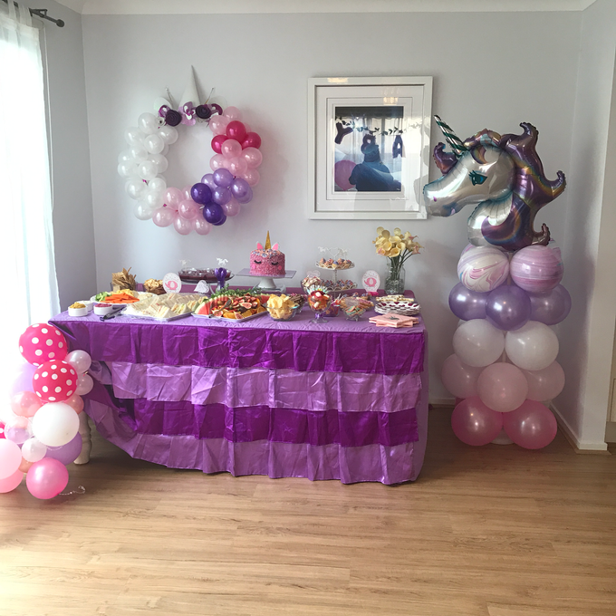 Staircase Balustrade by Cinders Balloons - 014