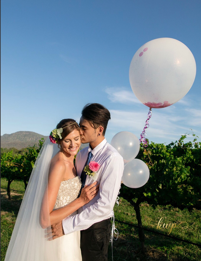 Bridal Bouquet by Cinders Balloons - 009