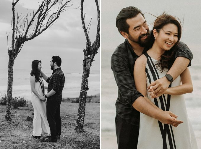 Cindy & George | Engagement by Valerian Photo - 002
