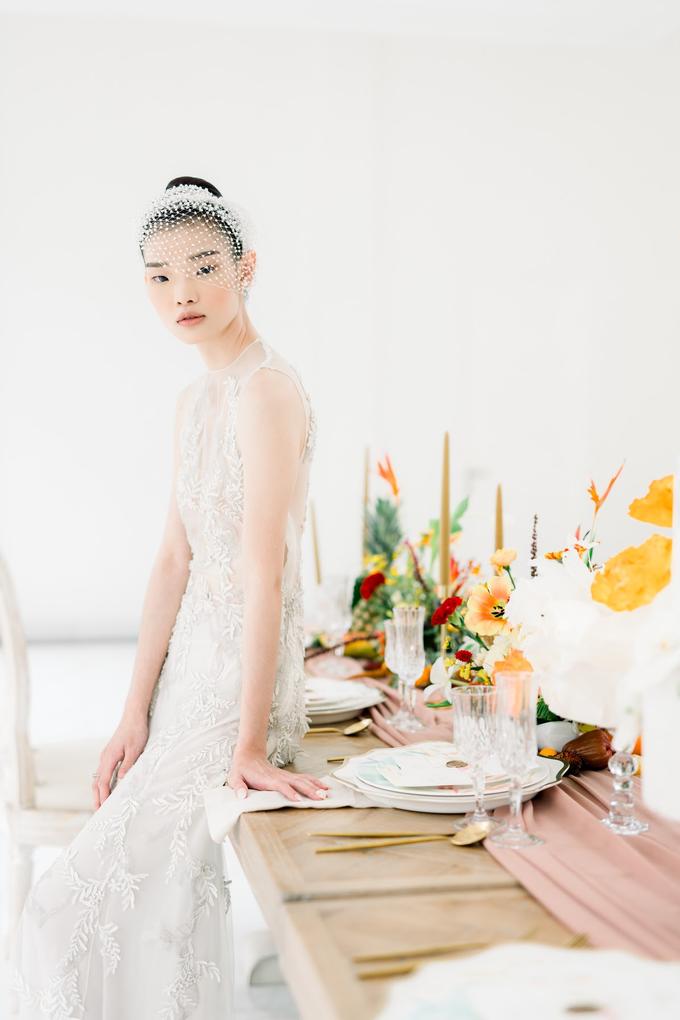 Ariella  by Casabono Wedding - 002