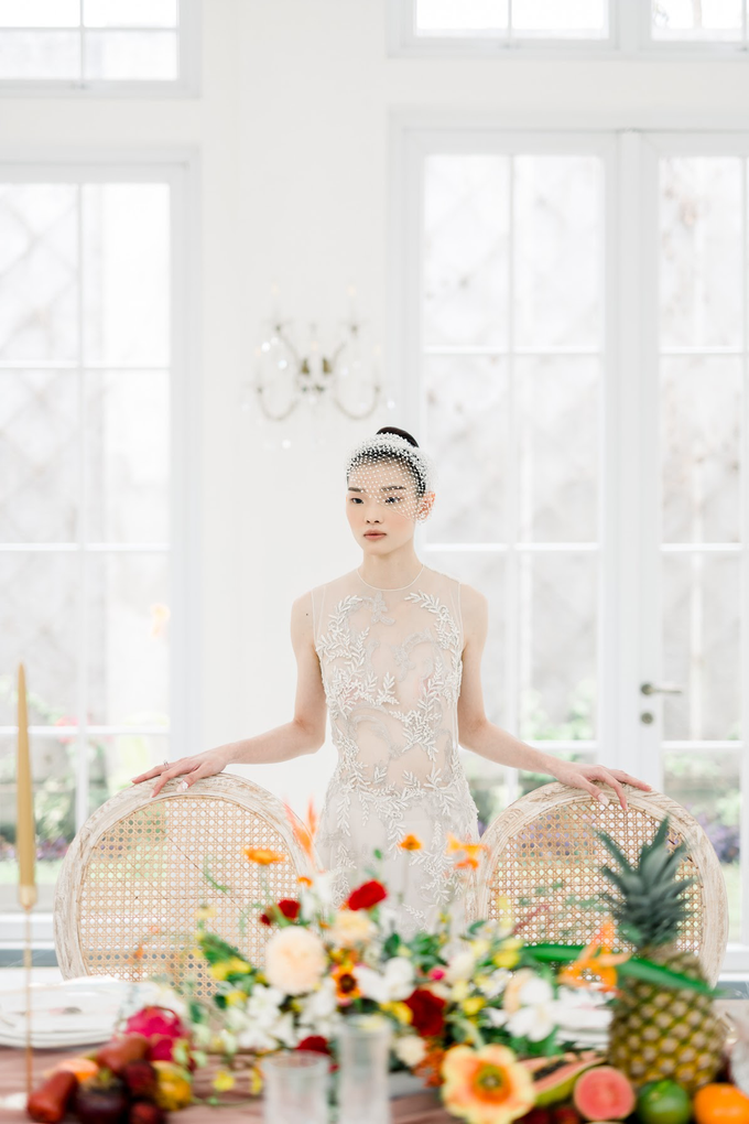 Ariella  by Casabono Wedding - 003