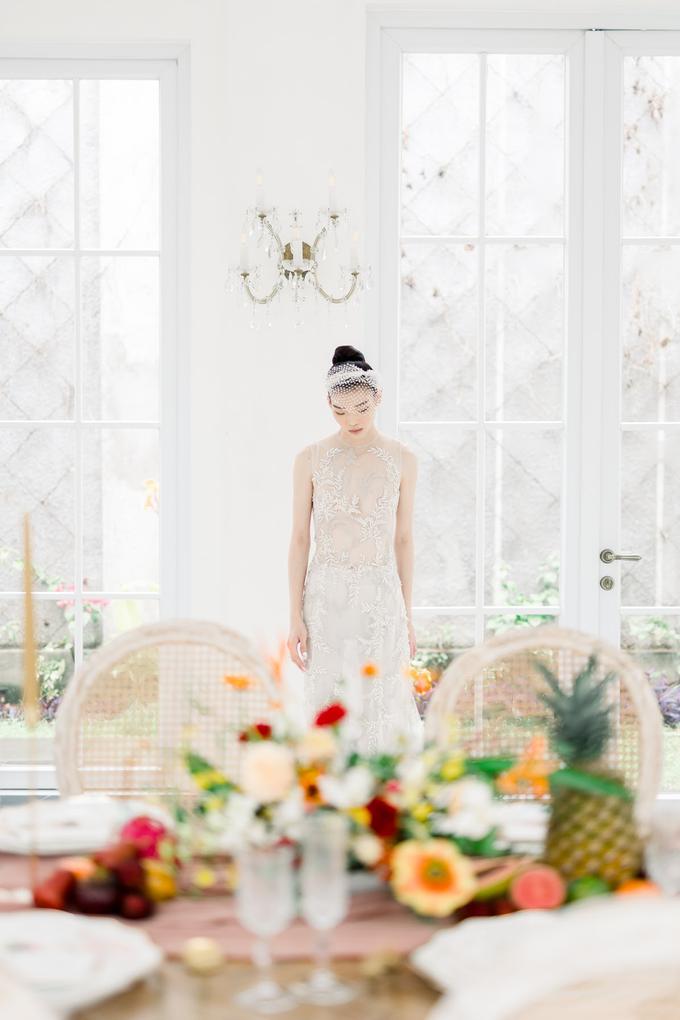 Ariella  by Casabono Wedding - 005
