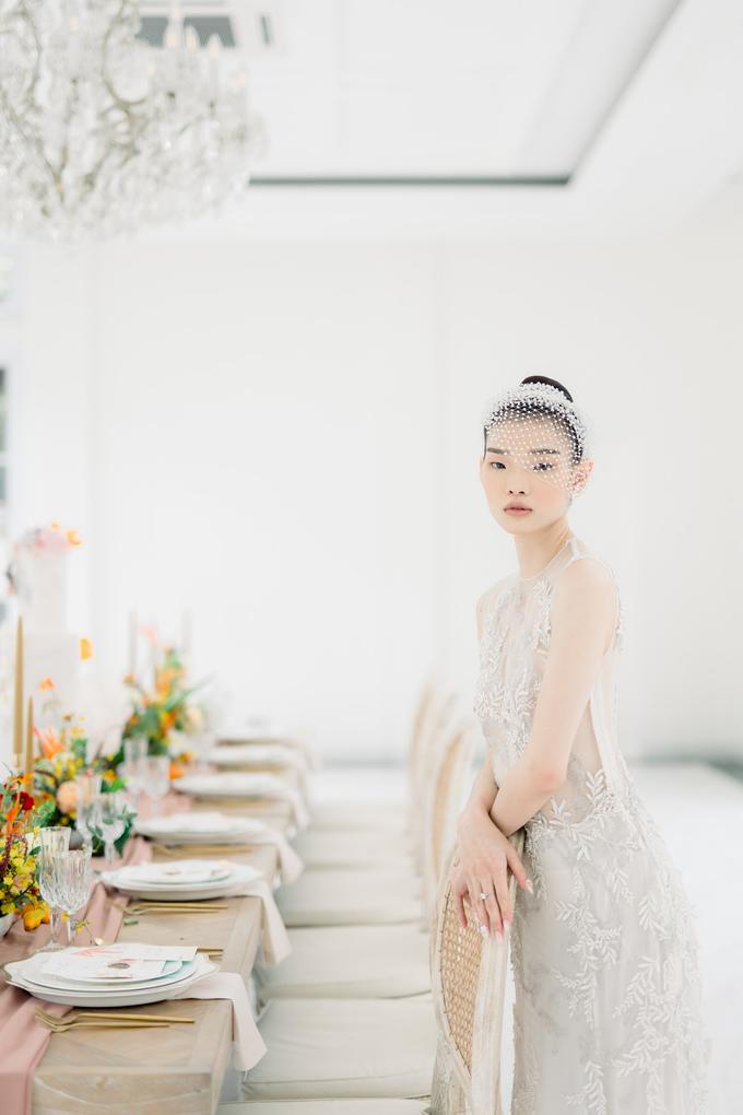 Ariella  by Casabono Wedding - 004