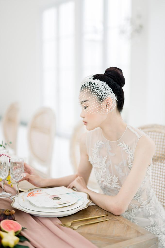 Ariella  by Casabono Wedding - 006