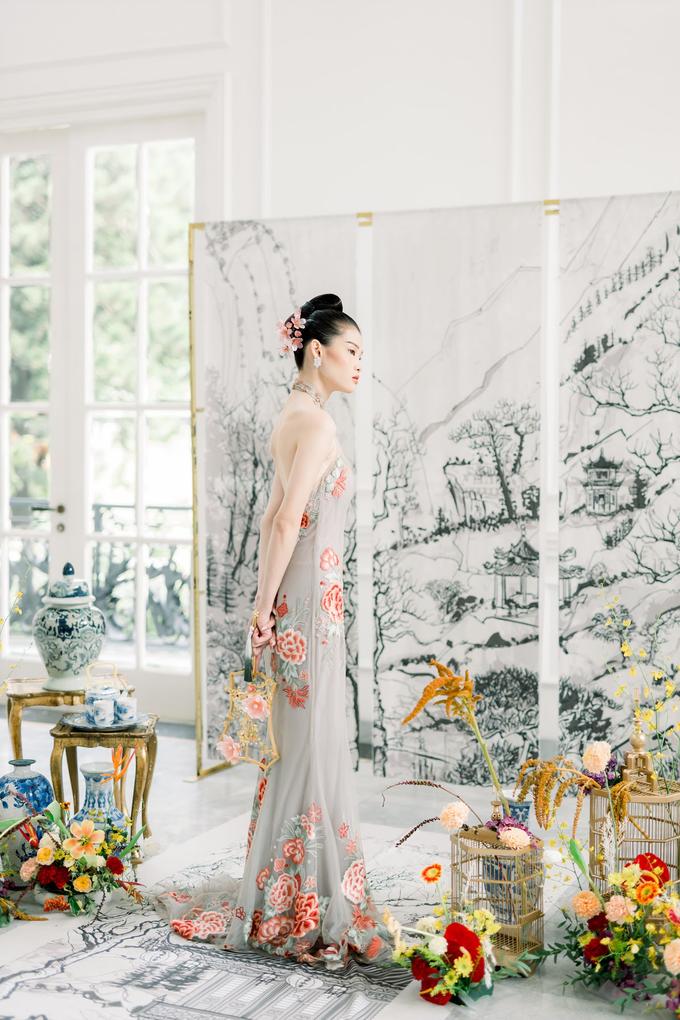 Porcelaine in grey by Casabono Wedding - 004