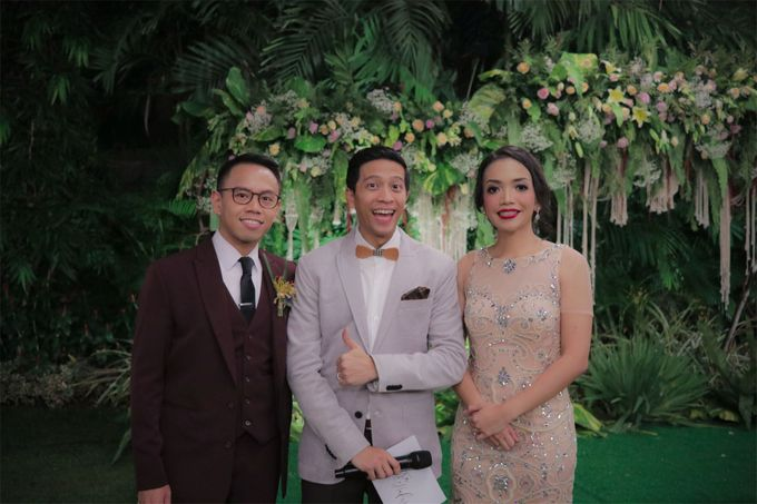Citra & Hafiz Wedding Day by Vedie Budiman - 021