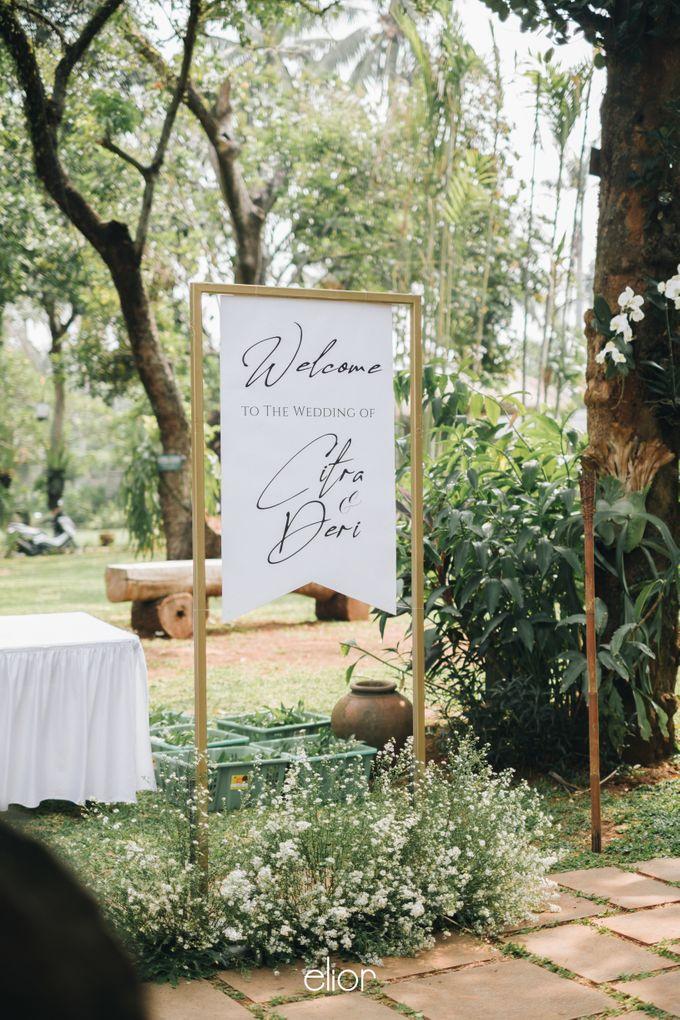 The Wedding of Citra & Deri by Elior Design - 015
