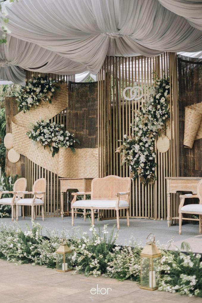 The Wedding of Citra & Deri by Elior Design - 019
