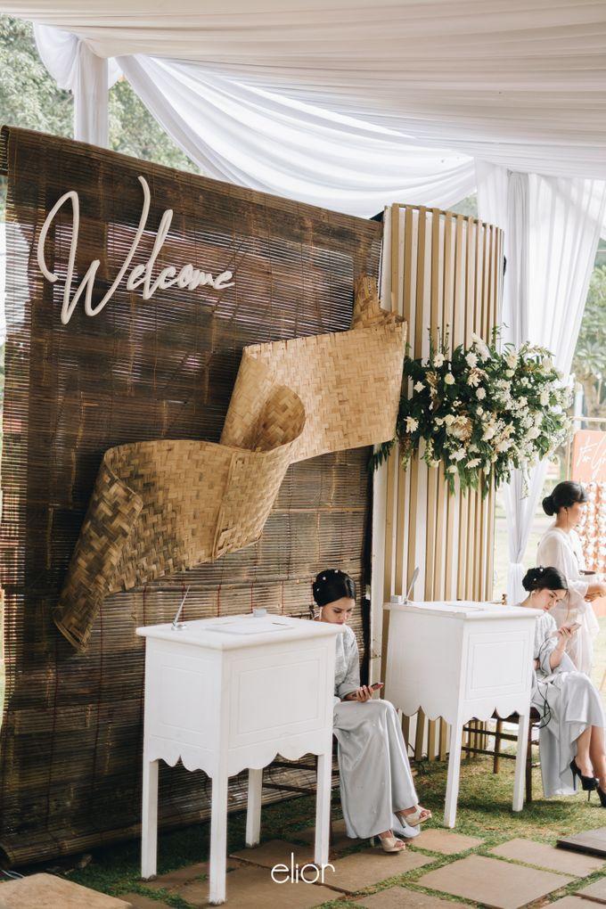 The Wedding of Citra & Deri by Elior Design - 020