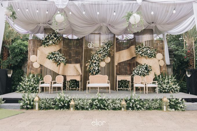The Wedding of Citra & Deri by Elior Design - 016
