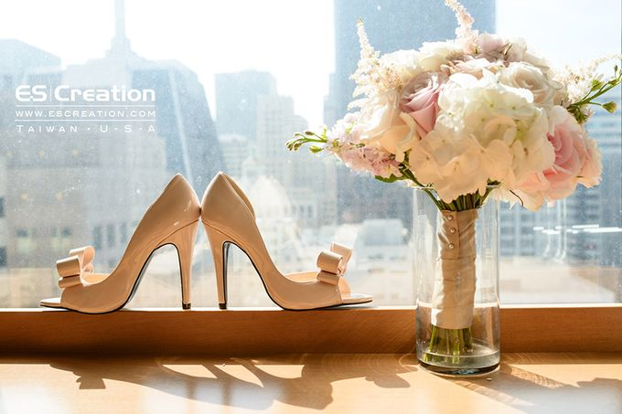 San Francisco destination wedding by ES Creation Photography - 004