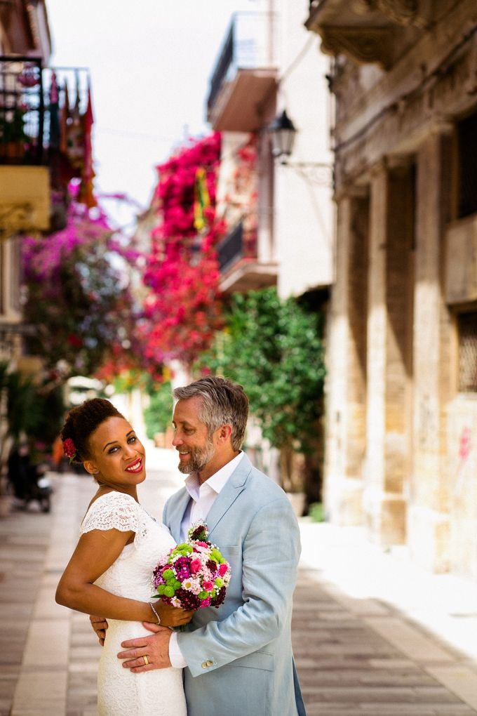 Civil Afro American wedding in Nafplio by MarrymeinGreece - 026