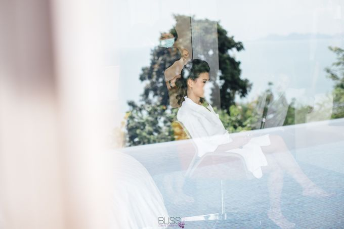 Carene & Justin the romantic wedding at Conrad Samui by BLISS Events & Weddings Thailand - 003