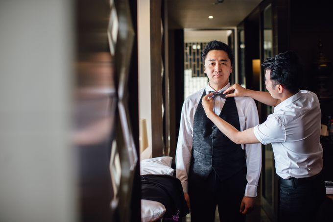 Carene & Justin the romantic wedding at Conrad Samui by BLISS Events & Weddings Thailand - 005