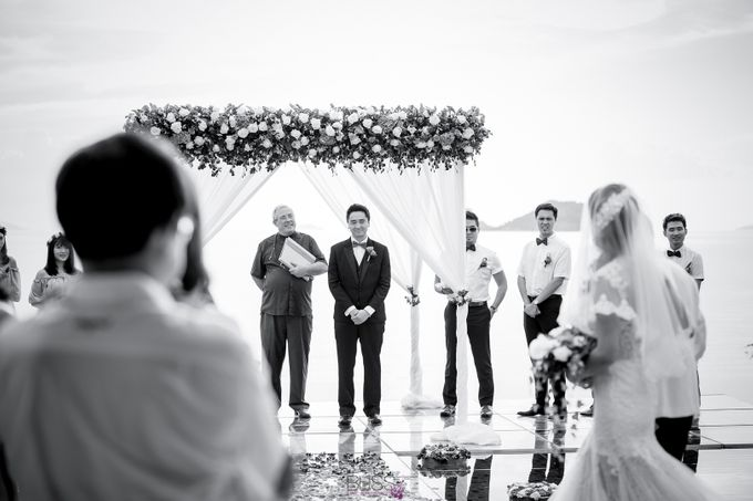 Carene & Justin the romantic wedding at Conrad Samui by BLISS Events & Weddings Thailand - 012