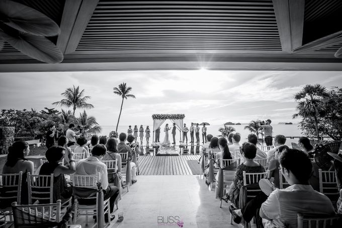 Carene & Justin the romantic wedding at Conrad Samui by BLISS Events & Weddings Thailand - 013