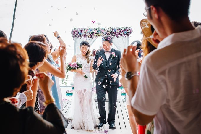Carene & Justin the romantic wedding at Conrad Samui by BLISS Events & Weddings Thailand - 016