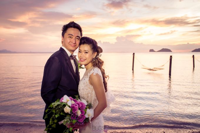 Carene & Justin the romantic wedding at Conrad Samui by BLISS Events & Weddings Thailand - 026