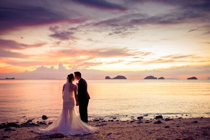 Carene & Justin the romantic wedding at Conrad Samui by BLISS Events & Weddings Thailand - 027