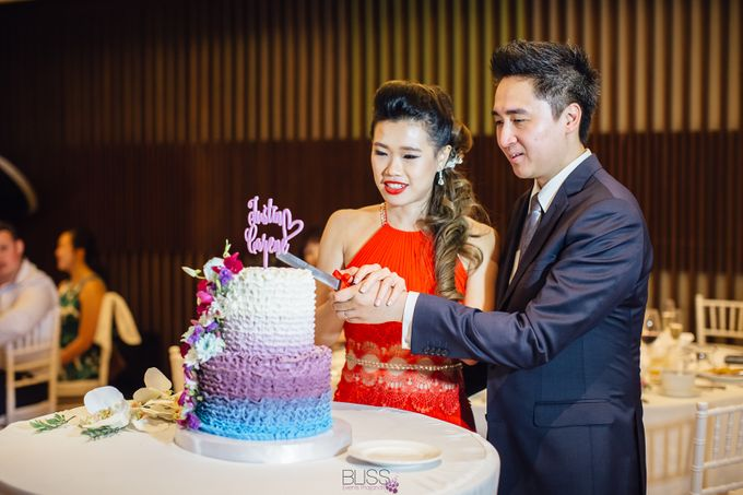 Carene & Justin the romantic wedding at Conrad Samui by BLISS Events & Weddings Thailand - 029