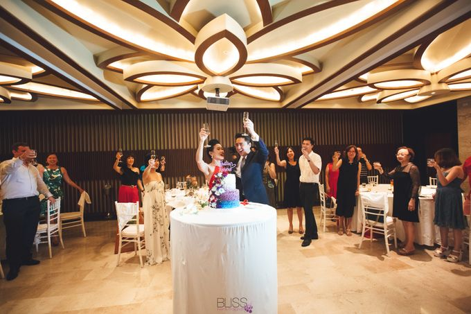 Carene & Justin the romantic wedding at Conrad Samui by BLISS Events & Weddings Thailand - 030