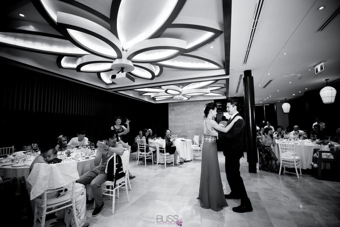 Carene & Justin the romantic wedding at Conrad Samui by BLISS Events & Weddings Thailand - 032