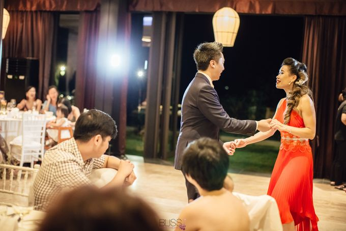 Carene & Justin the romantic wedding at Conrad Samui by BLISS Events & Weddings Thailand - 033