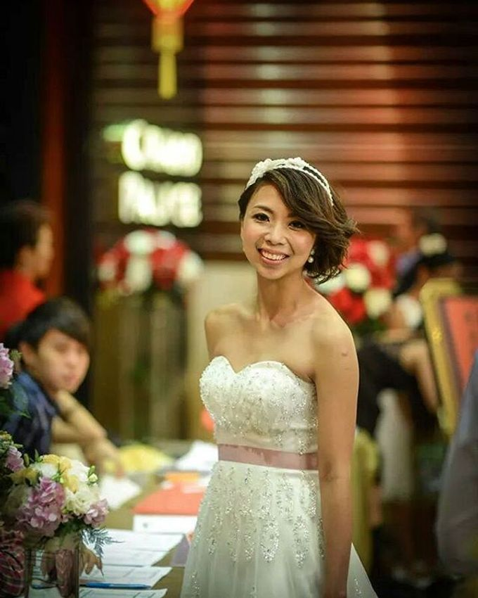 Bridal Makeup and Hairstyle by SueLim & artmakeup - 044